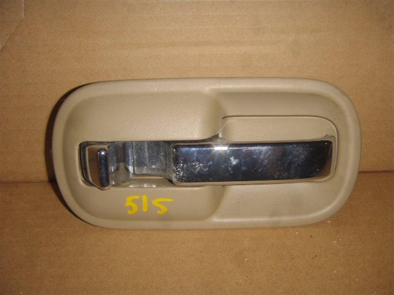 Ручка двери внутренняя Nissan Lafesta NB30 передняя левая ст.320000515