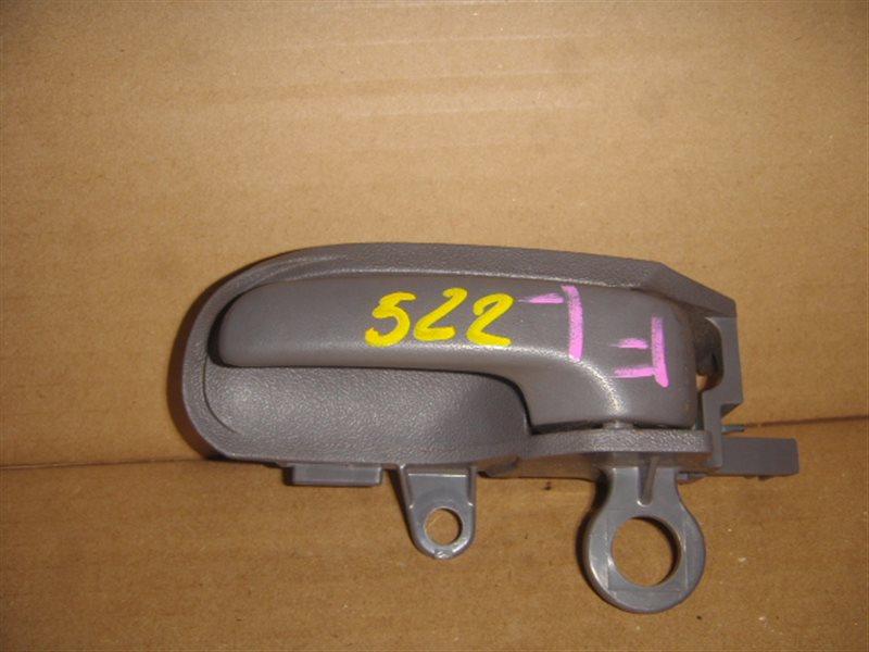 Ручка двери внутренняя Toyota Platz SCP11 передняя левая ст.320000522