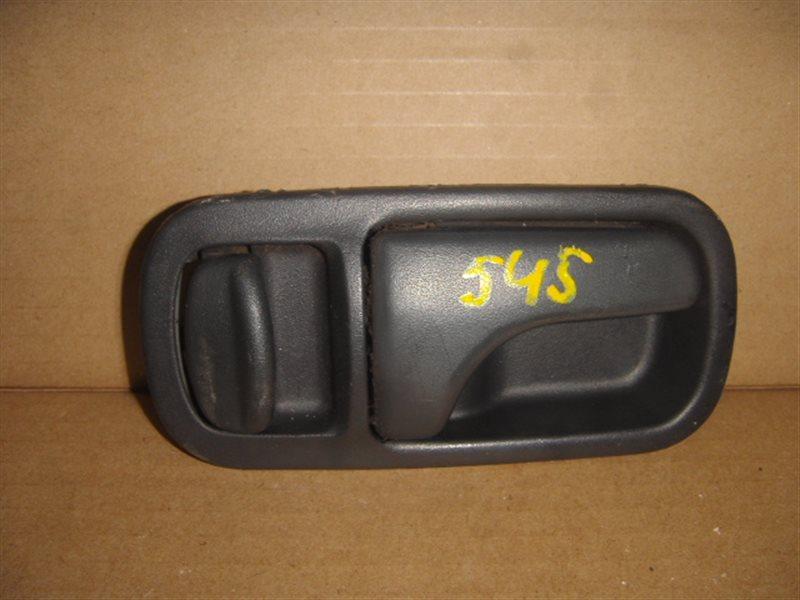 Ручка двери внутренняя Nissan Mistral R20 передняя правая ст.320000545
