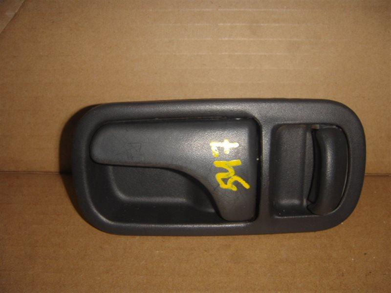 Ручка двери внутренняя Nissan Mistral R20 передняя левая ст.320000547