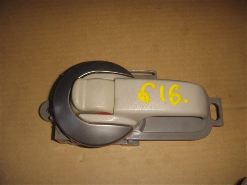 Ручка двери внутренняя Nissan March AK12 передняя правая ст.320000616