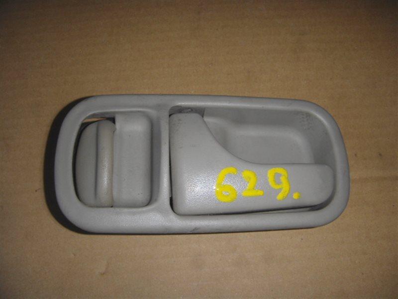 Ручка двери внутренняя Nissan Rasheen RFNB14 передняя левая ст.320000629