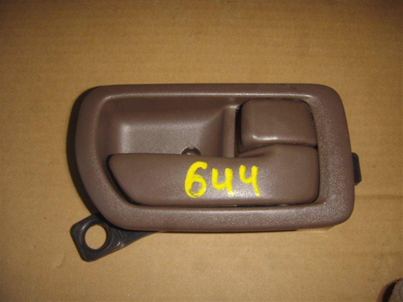 Ручка двери внутренняя Toyota Camry SV40 задняя правая ст.320000644