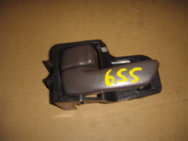 Ручка двери внутренняя Toyota Corona 190 передняя левая ст.320000655