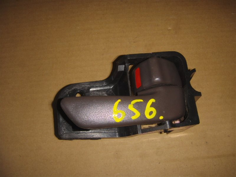 Ручка двери внутренняя Toyota Corona 190 передняя правая ст.320000656