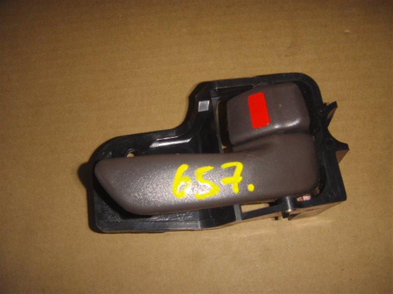 Ручка двери внутренняя Toyota Corona 190 задняя правая ст.320000657