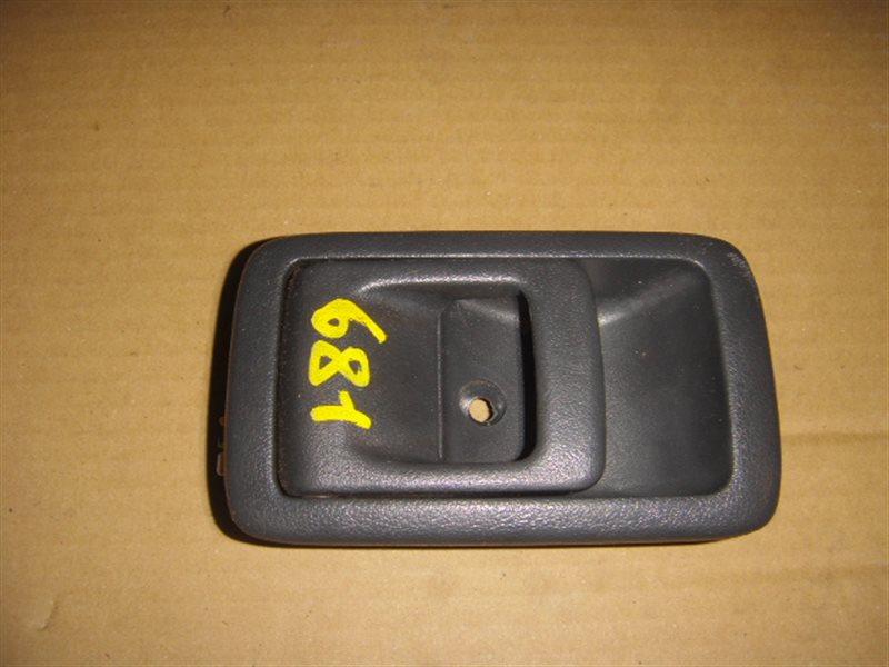 Ручка двери внутренняя Toyota Corona AT170 передняя правая ст.320000681