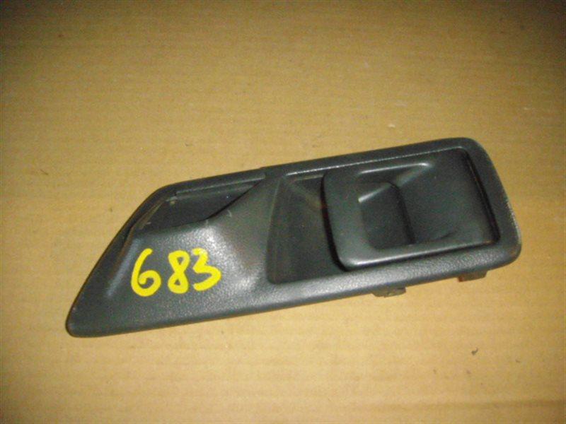 Ручка двери внутренняя Toyota Corona AT170 задняя левая ст.320000683