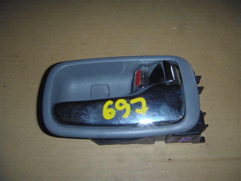 Ручка двери внутренняя Mitsubishi Airtrek CU4W передняя правая ст.320000697