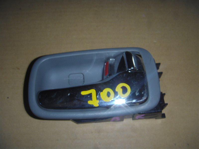 Ручка двери внутренняя Mitsubishi Airtrek CU4W задняя правая ст.320000700