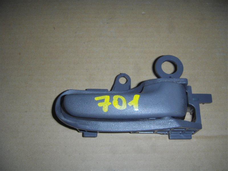 Ручка двери внутренняя Toyota Platz NCP12 передняя правая ст.320000701