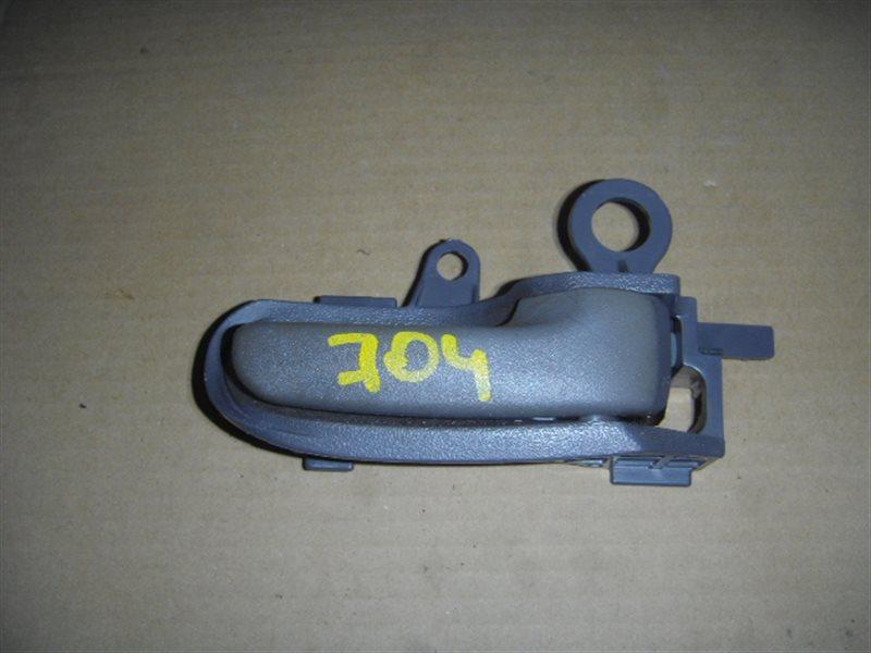 Ручка двери внутренняя Toyota Platz NCP12 задняя правая ст.320000704