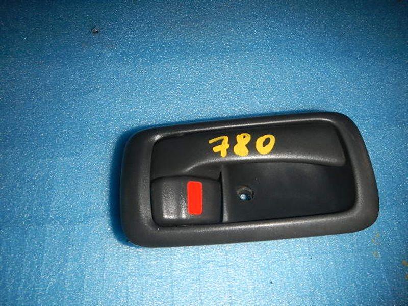 Ручка двери внутренняя Toyota Trueno AE110 передняя правая ст.320000780