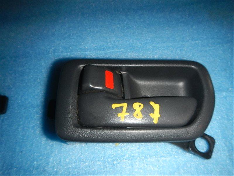 Ручка двери внутренняя Toyota Camry SV40 передняя левая ст.320000787
