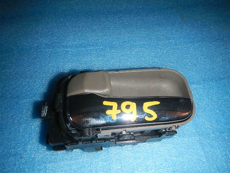 Ручка двери внутренняя Nissan Presage HU30 передняя левая ст.320000795