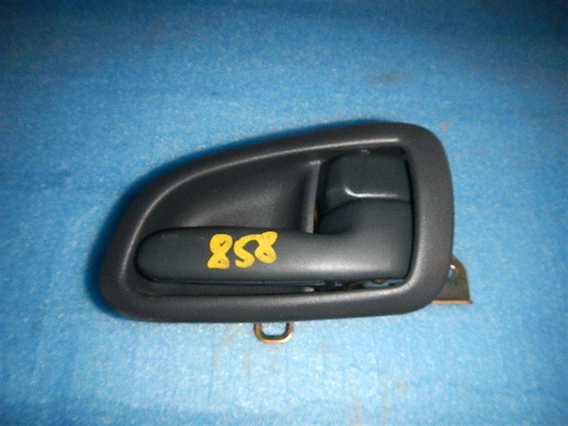 Ручка двери внутренняя Toyota Ceres AE101 задняя правая ст.320000858