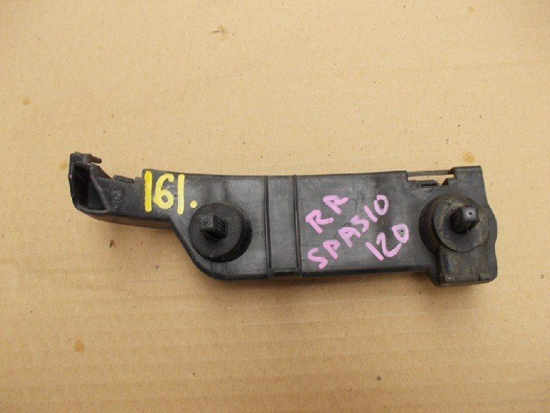 Крепеж бампера Toyota Spacio ZZE120 задний правый ст.321000161