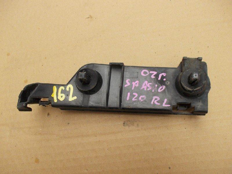 Крепеж бампера Toyota Spacio ZZE122 задний левый ст.321000162