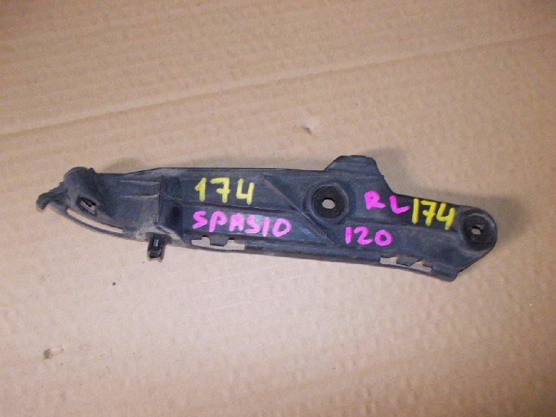 Крепеж бампера Toyota Spacio ZZE122 задний левый ст.321000174