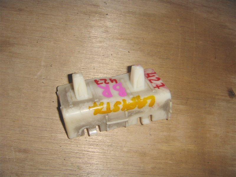 Крепеж бампера Nissan Lafesta NB30 задний левый ст.321000427