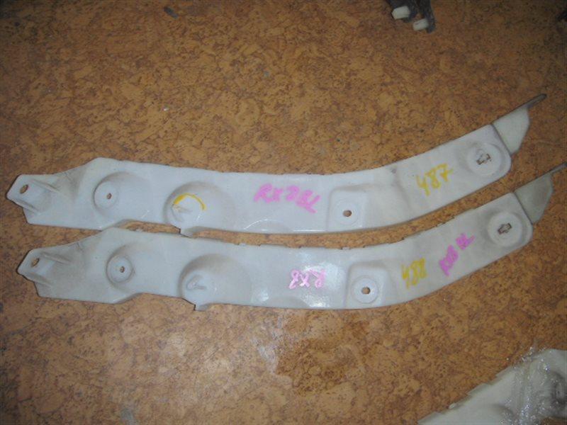 Крепеж бампера Mazda Rx-8 задний левый ст.321000488