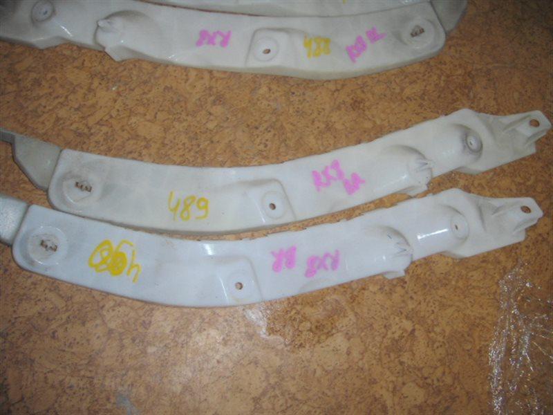 Крепеж бампера Mazda Rx-8 задний правый ст.321000489