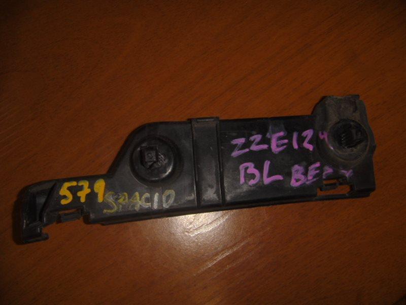 Крепеж бампера Toyota Spacio ZZE124 задний левый верхний ст.321000579
