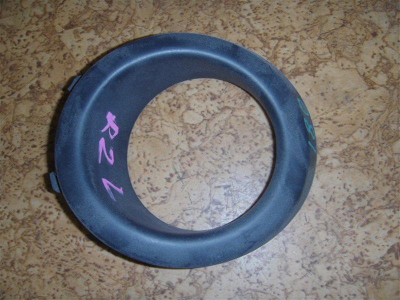Заглушка бампера Subaru R2 RC2 левая ст.322000180