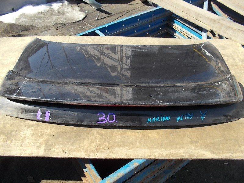 Крышка багажника Toyota Marino AE100 задняя ст.401000030
