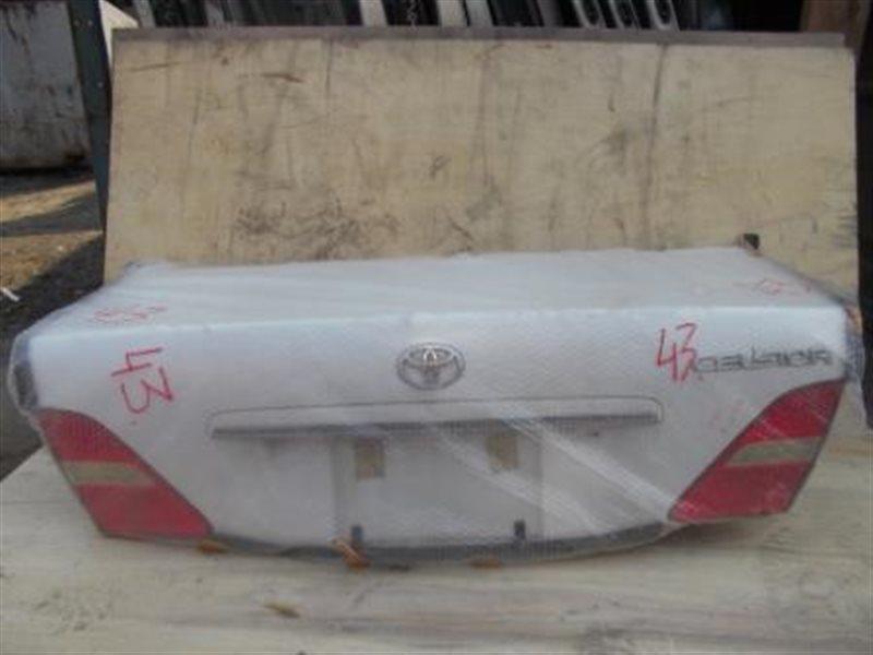 Крышка багажника Toyota Celsior UCF31 задняя ст.401000043