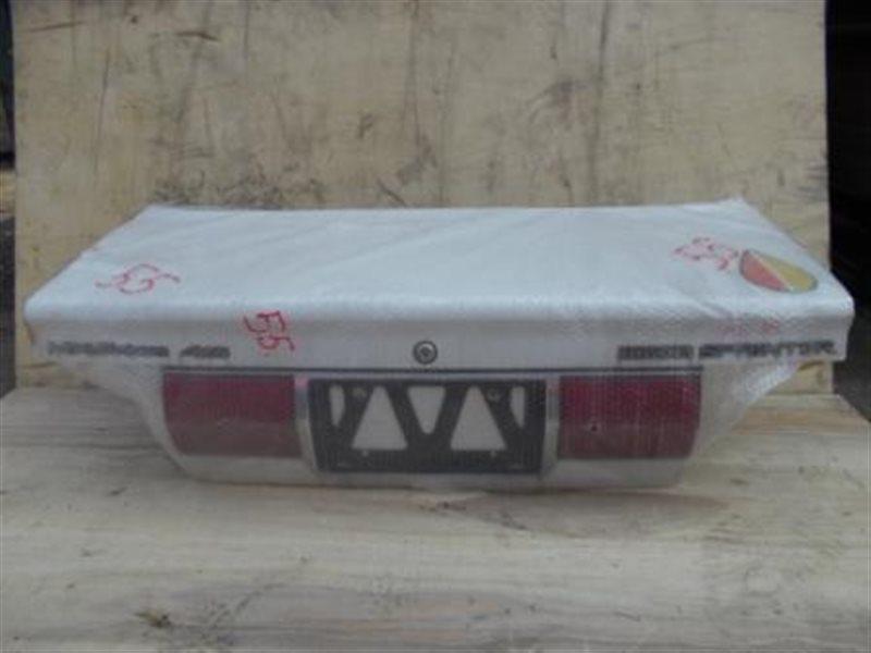 Крышка багажника Toyota Sprinter AE95 задняя ст.401000055