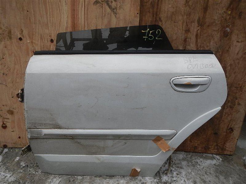 Дверь Subaru Outback BP5 задняя левая ст.402000752