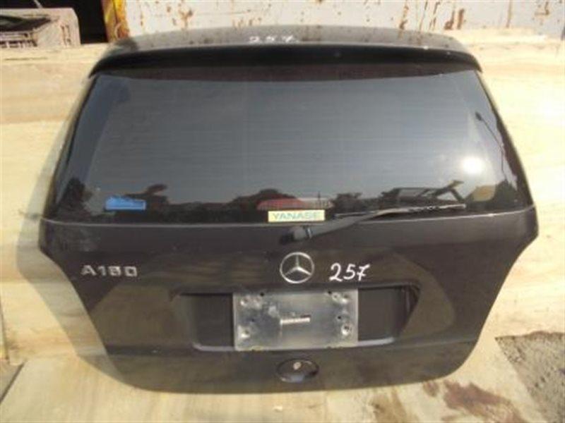 Дверь задняя Mercedes-Benz A-Class A160 ст.405000257