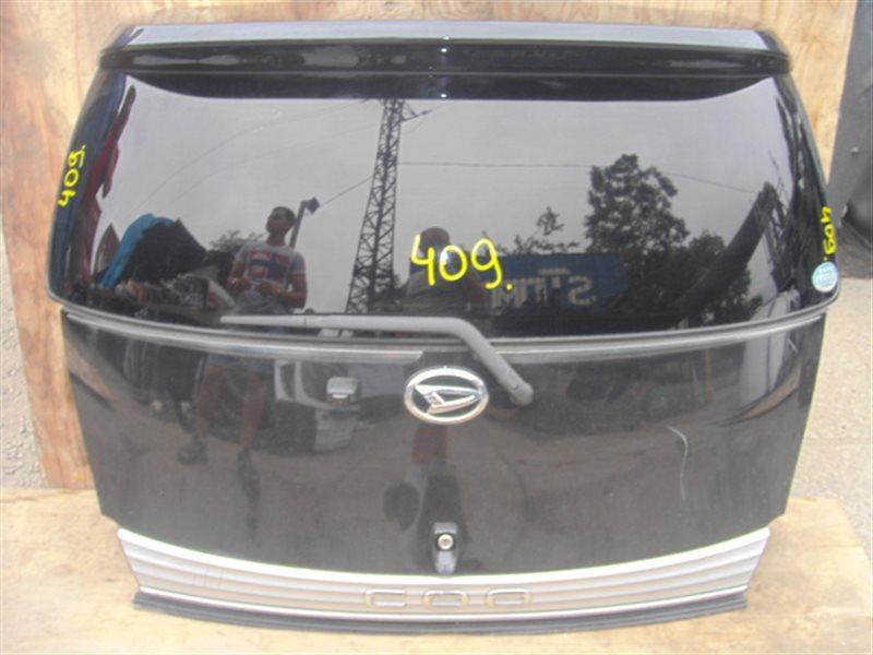 Дверь задняя Daihatsu Coo M401S ст.405000409