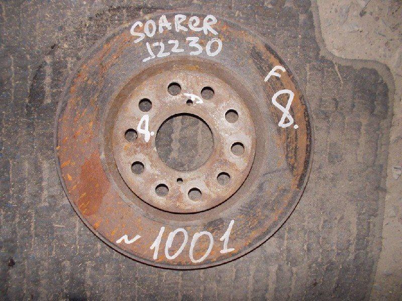 Тормозной диск Toyota Soarer JZZ30 1JZ-GE передний левый ст.406000008