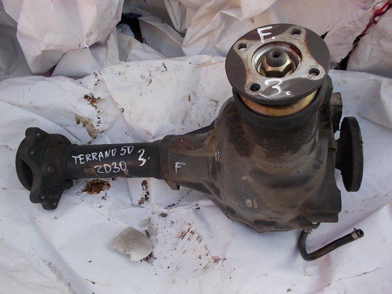 Редуктор Nissan Terrano TR50 ZD30DDTI передний ст.505000003