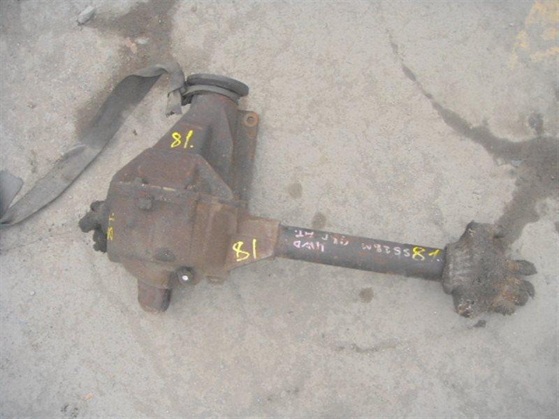 Редуктор Mazda Bongo SS28M передний ст.505000081