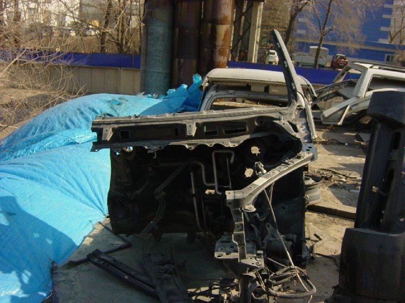 Лонжерон Toyota Noah AZR60 1AZ-FSE левый ст.507000027
