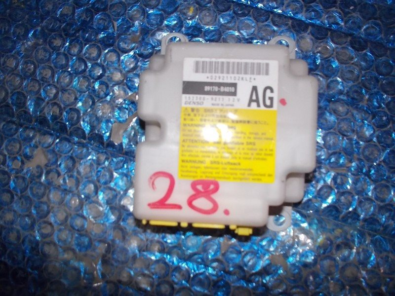 Блок airbag Daihatsu Be-Go J210G 3SZ-VE 2006 ст.508000028