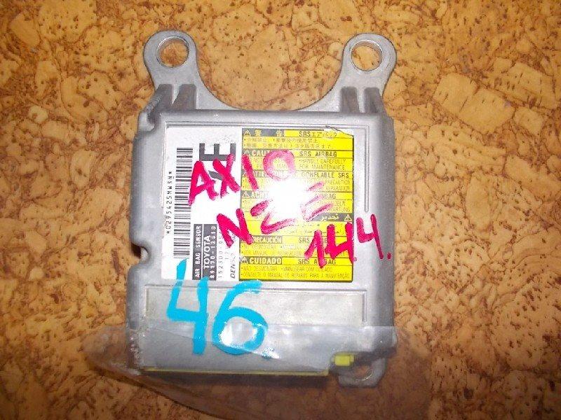 Блок airbag Toyota Corolla Axio NZE144 ст.508000046