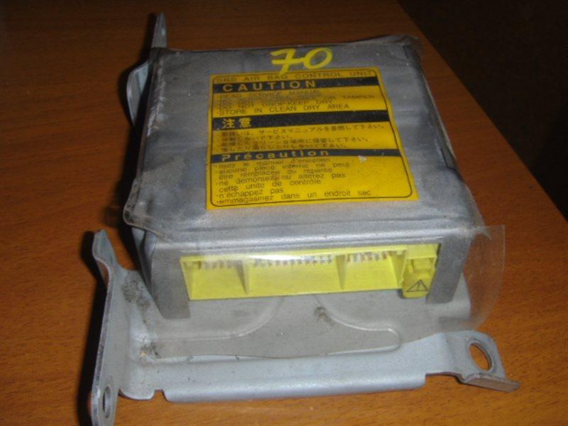 Блок airbag Subaru Legacy B4 BE5 EJ20T ст.508000070