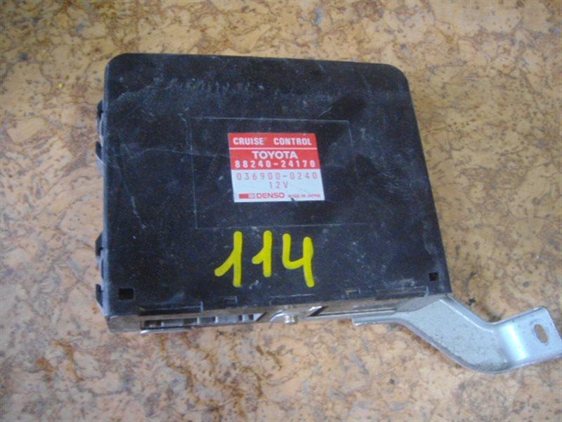 Электронный блок Toyota Soarer JZZ31 ст.508000114