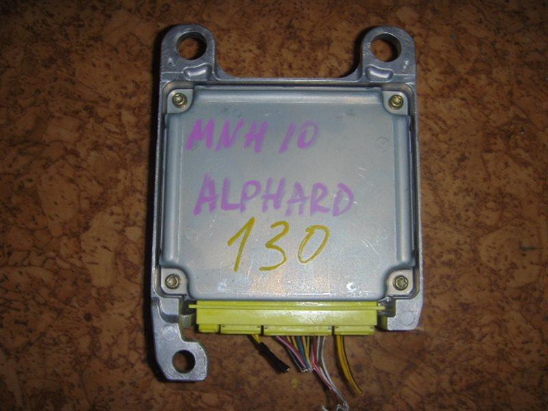 Блок airbag Toyota Alphard MNH10 1MZ-FE ст.508000130