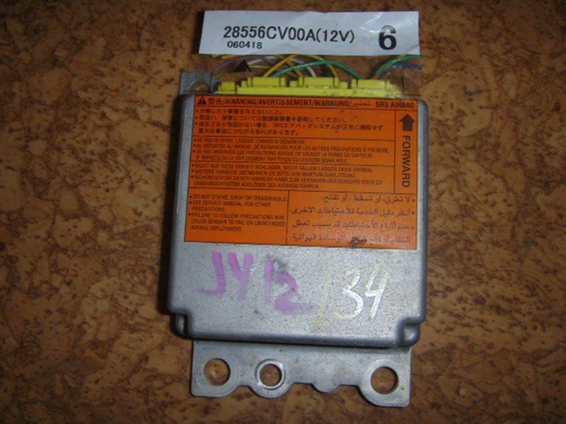 Блок airbag Nissan Wingroad 12 ст.508000134