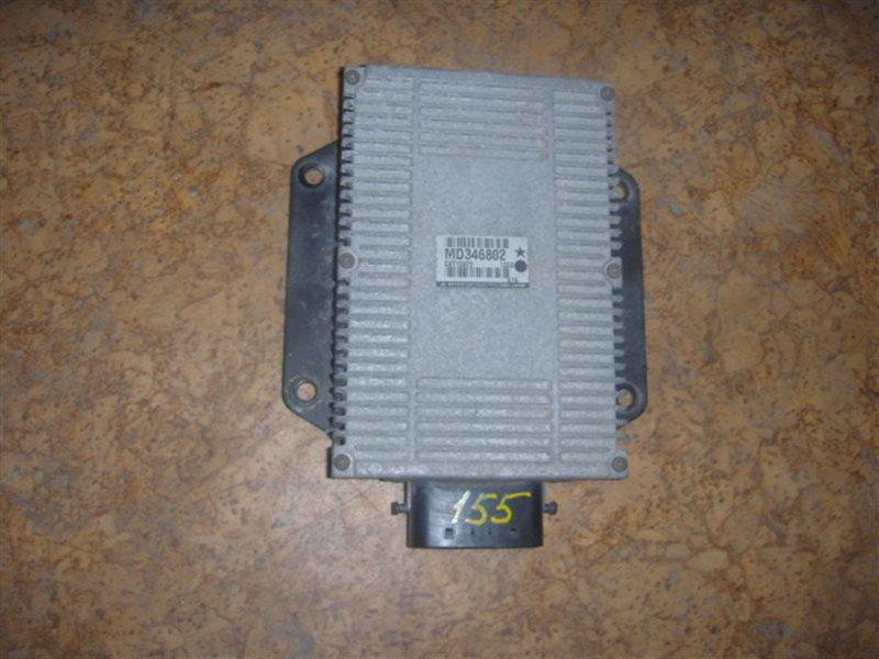Электронный блок Mitsubishi Chariot Grandis N86W 6G72 ст.508000155