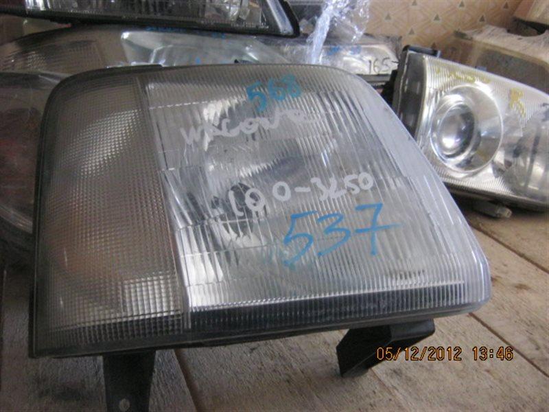 Фара Suzuki Wagon R CT21S передняя правая ст.800000537