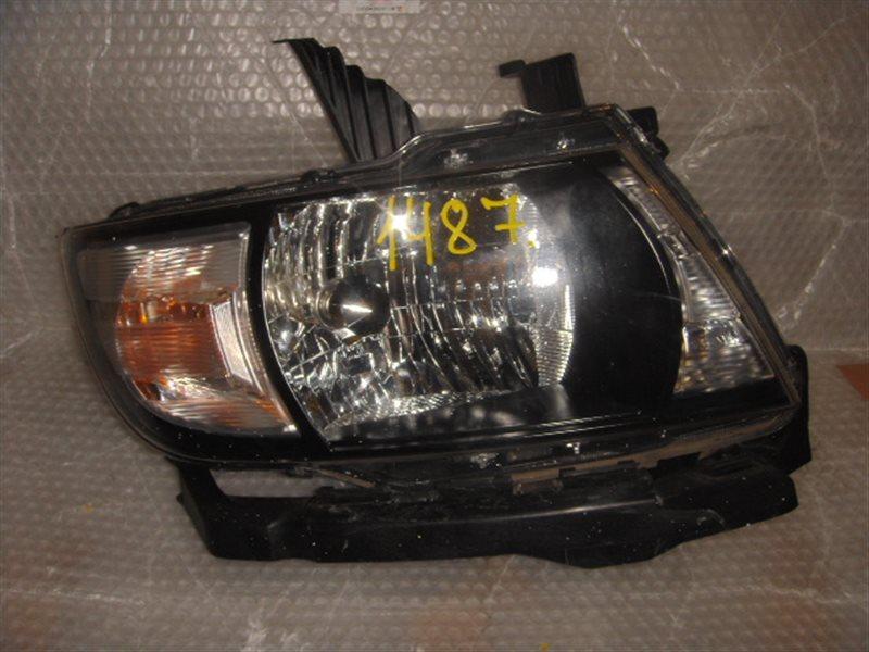 Фара Honda Mobilio Spike GK1 передняя правая ст.800001487