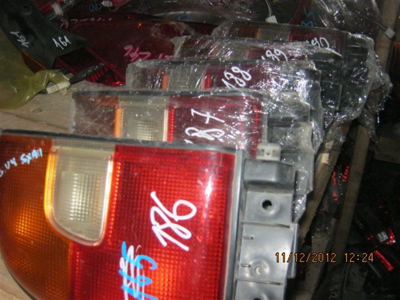 Стоп-сигнал Toyota Rav4 SXA15W задний левый ст.801000190