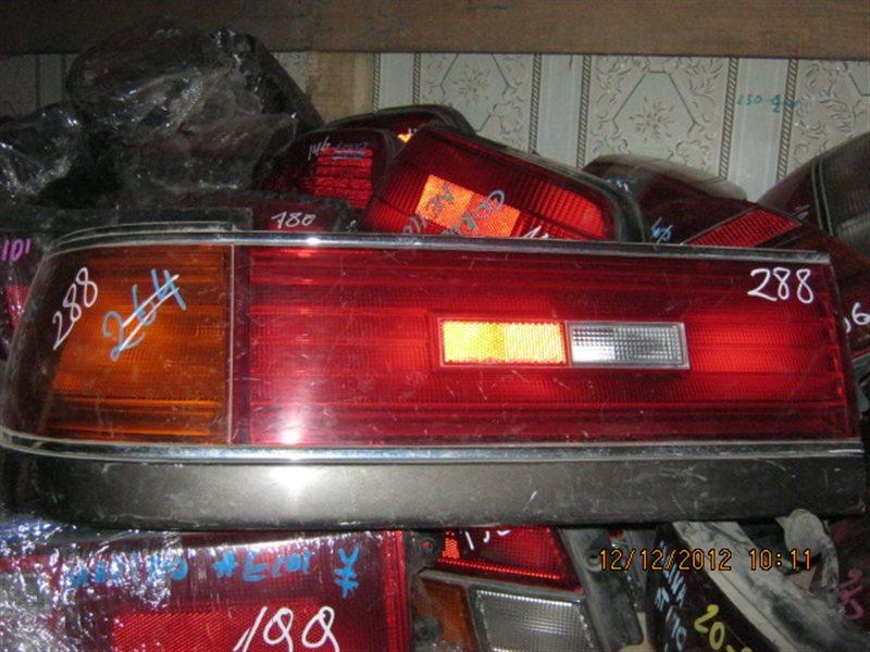 Стоп-сигнал Toyota Carina Ed ST180 задний левый ст.801000288