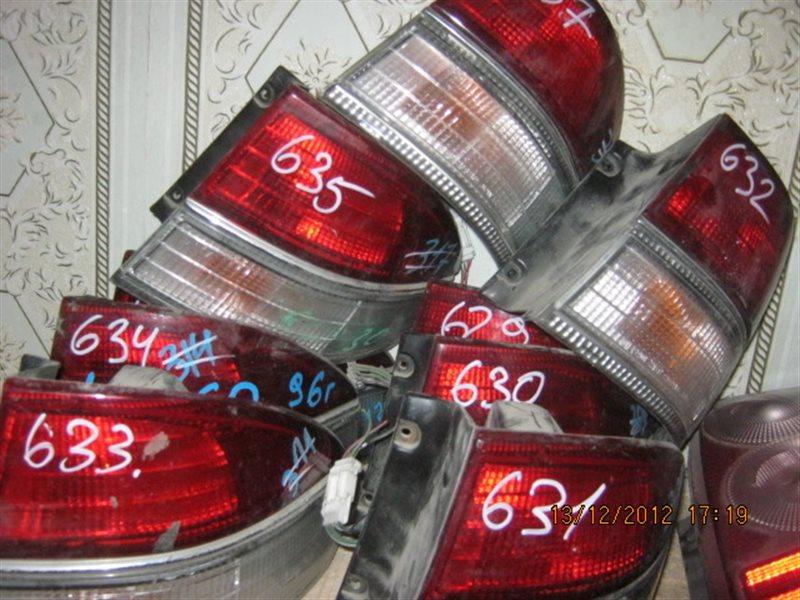 Стоп-сигнал Nissan Largo W30 задний правый ст.801000637